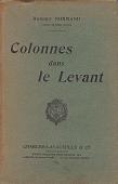Colonnes dans le Levant