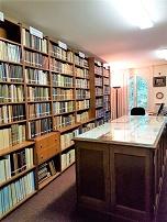 Bibliothèques - Vue intérieure